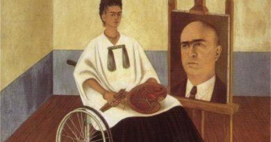 Google запустив віртуальну виставку Фріди Кало