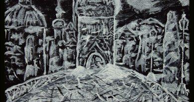 «Втеча з Мряки». У Полтаві відкриють виставку картин Олекси Коби