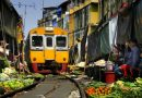 9 незвичайних залізничних шляхів (24 фото)