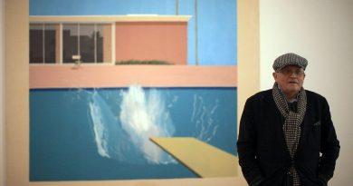 Девід Гокні – найдорожчий художник світу. Його картину купили за 80 мільйонів доларів