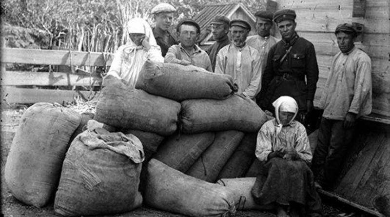 У архівних документах репресованих знайшили шматки хліба часів Голодомору