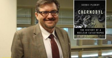 Книга українського автора про Чорнобиль отримала британську літературну премію
