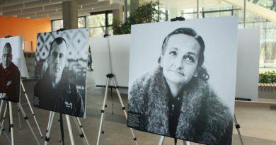 У Центрі Шептицького відкрили фотовиставку, присвячену ув'язненим