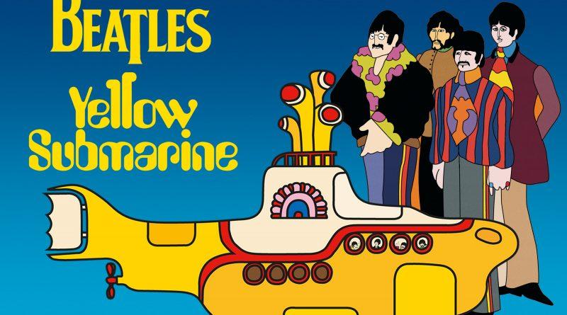 """50 років """"Жовтій субмарині"""". Як вийшов легендарний альбом """"The Beatles"""" """"Yellow Submarine"""""""