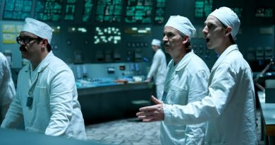 """Канал HBO опублікував перші кадри серіалу """"Чорнобиль"""""""