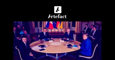Зустріч у Нормандському форматі почалася: перші фото, відео, коментарі