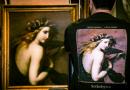 Мистецтво для хіпстерів. Sotheby's випустив колекцію вуличного одягу з картинами художників
