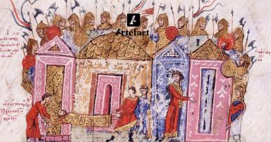 Русичі на службі Візантії
